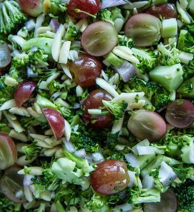 Broccoli-Grape Salad