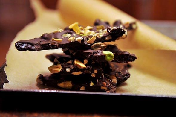 Chocolate Nut Bar