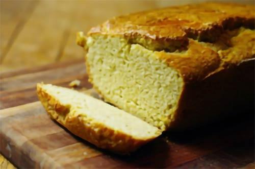 "Megan's Grain Free Cashew ""Sourdough"" Bread"